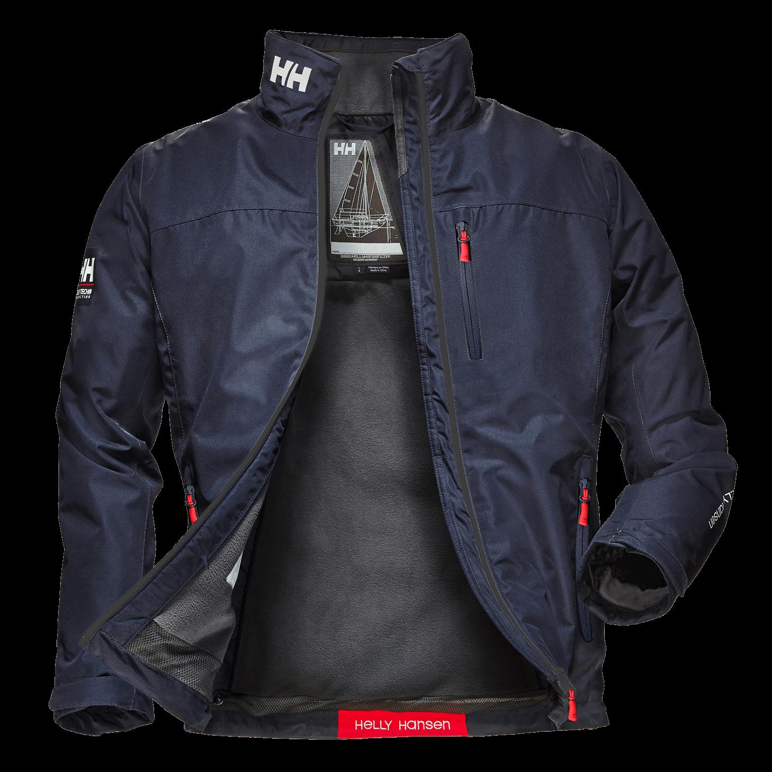 Helly Hansen Crew Midlayer Jacket M