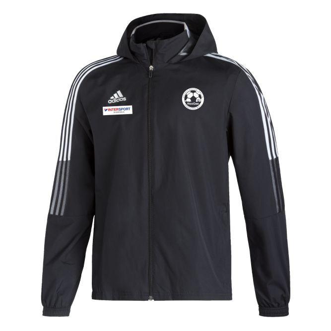 adidas Tiro 21 AllWeather Jacket