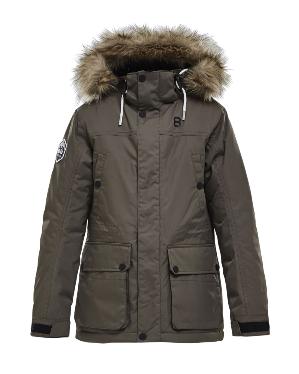 8848 Altitude Monitor 17 Parka Jr