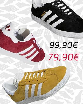 adidas Originals Gazelle-kengät 79,90