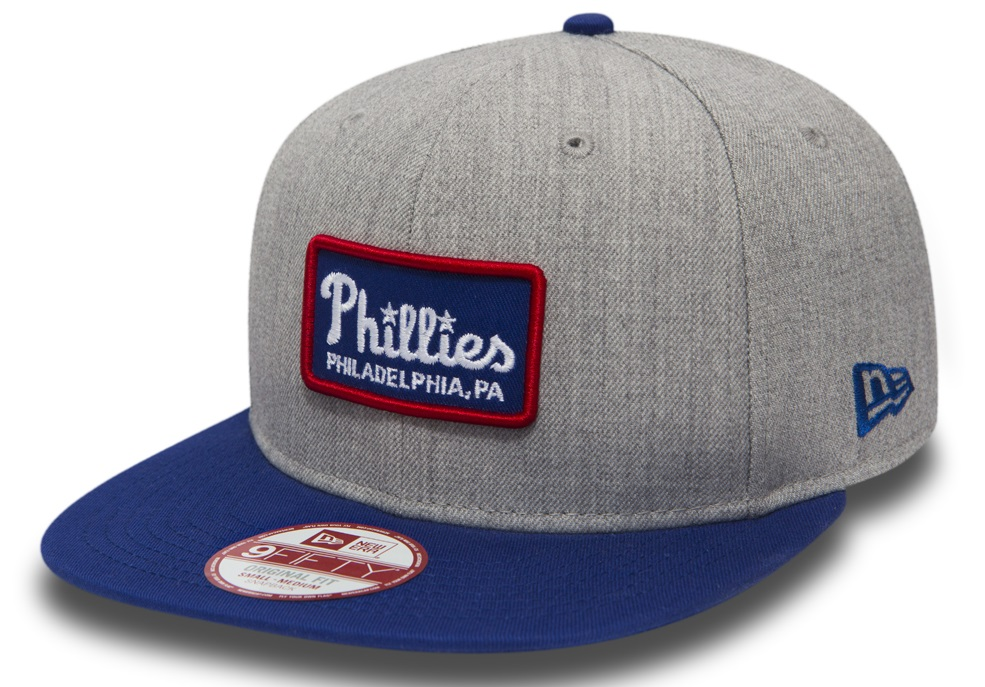 New era retro patch phiphi