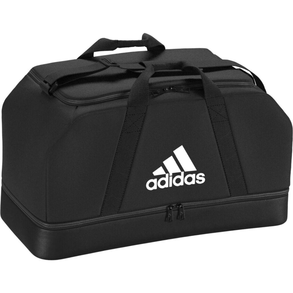 adidas Tiro Duffel Bag Bottom Compartment M