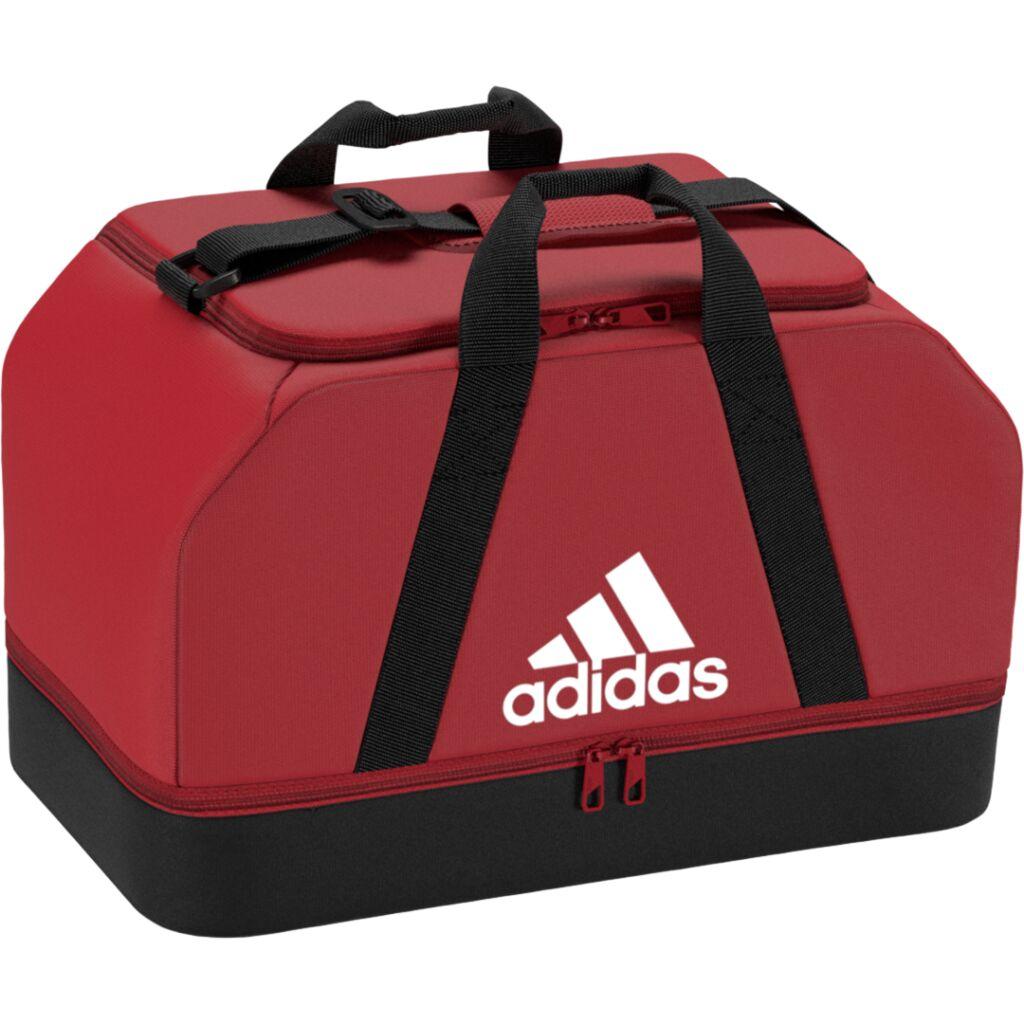 adidas Tiro Duffel Bag Bottom Compartment S