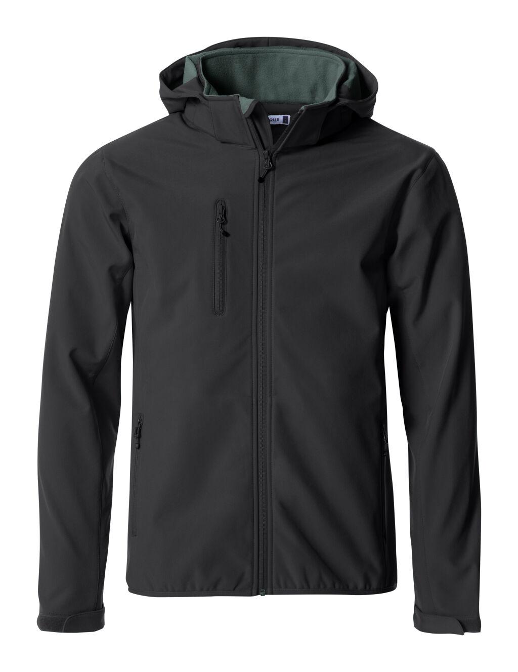 Clique Basic Hoody Softshell Jacket M