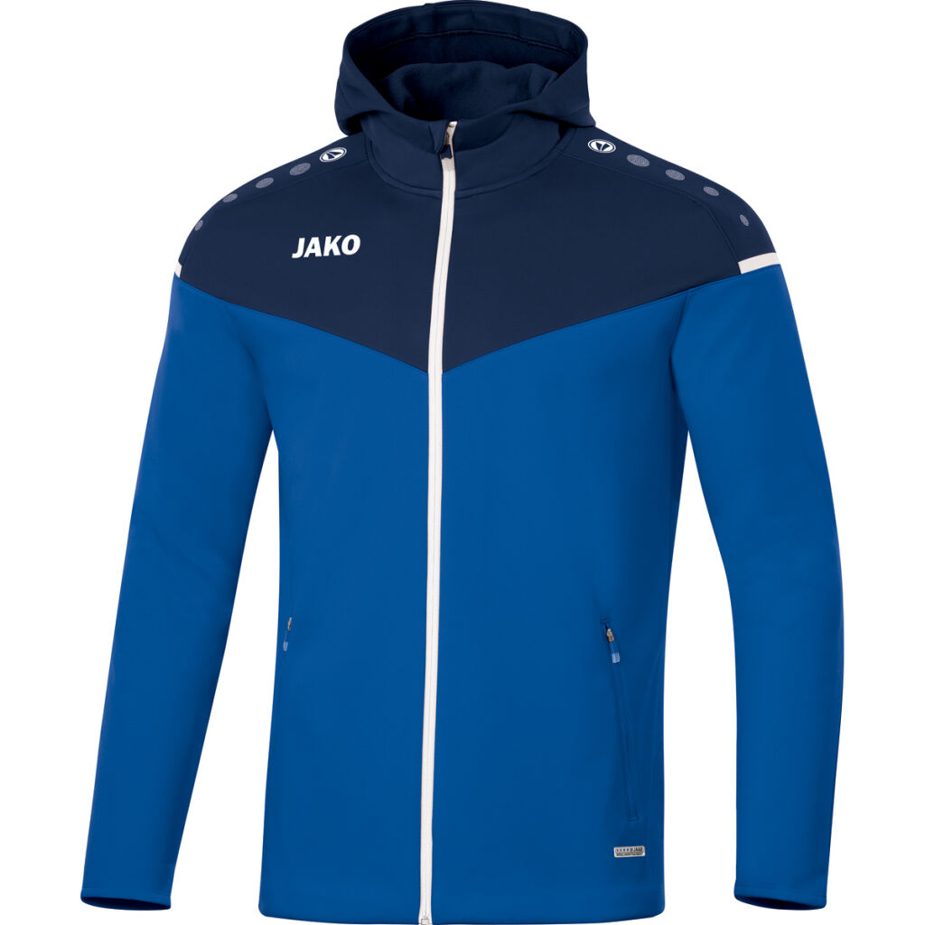 Jako Champ 2.0 Hooded Jacket JR