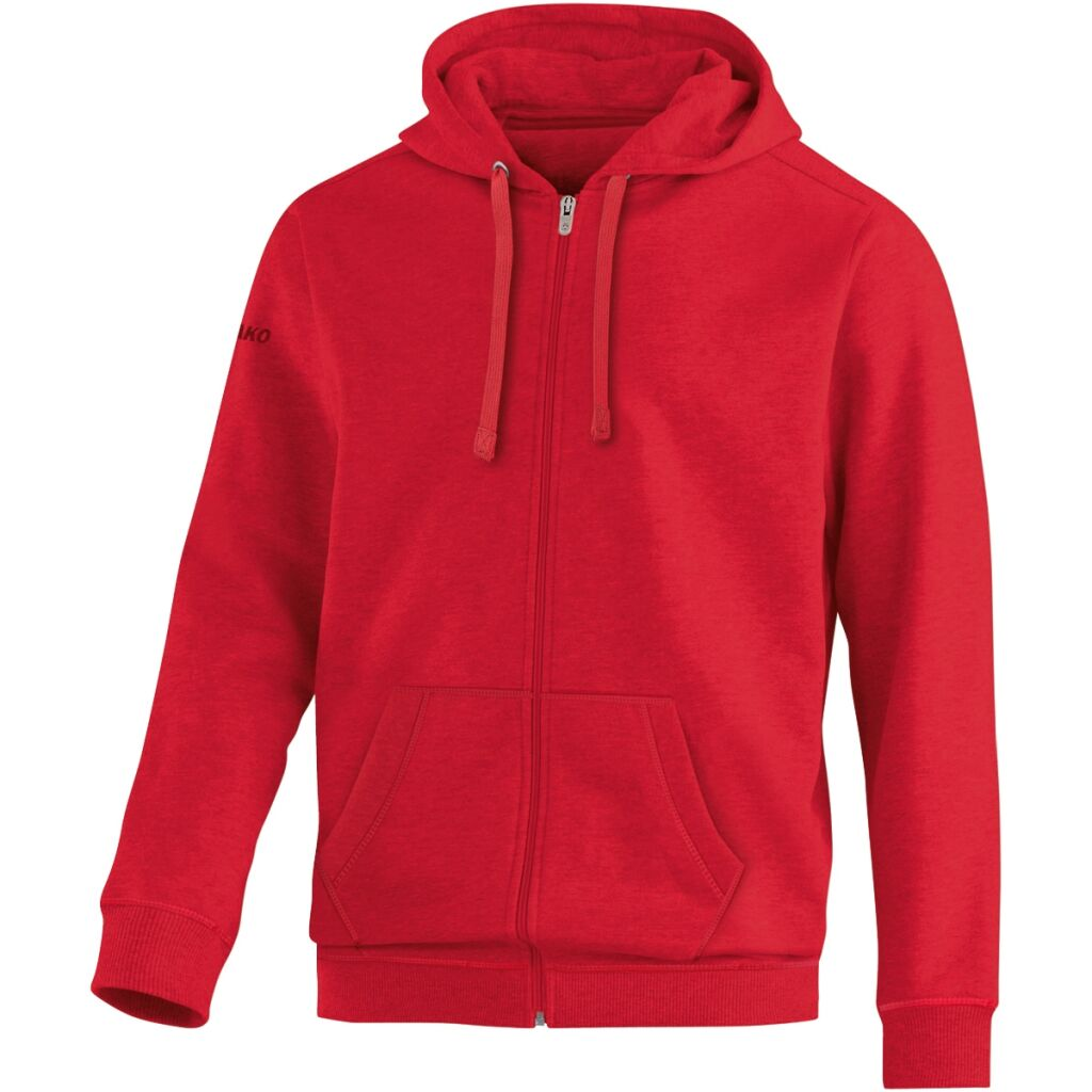Jako Hooded Jacket Team JR