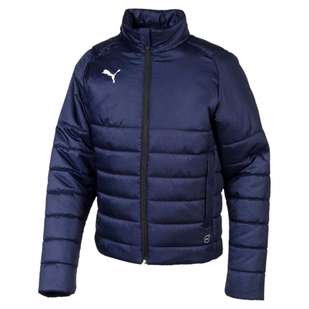 Puma Liga Casuals Padded Jacket Jr