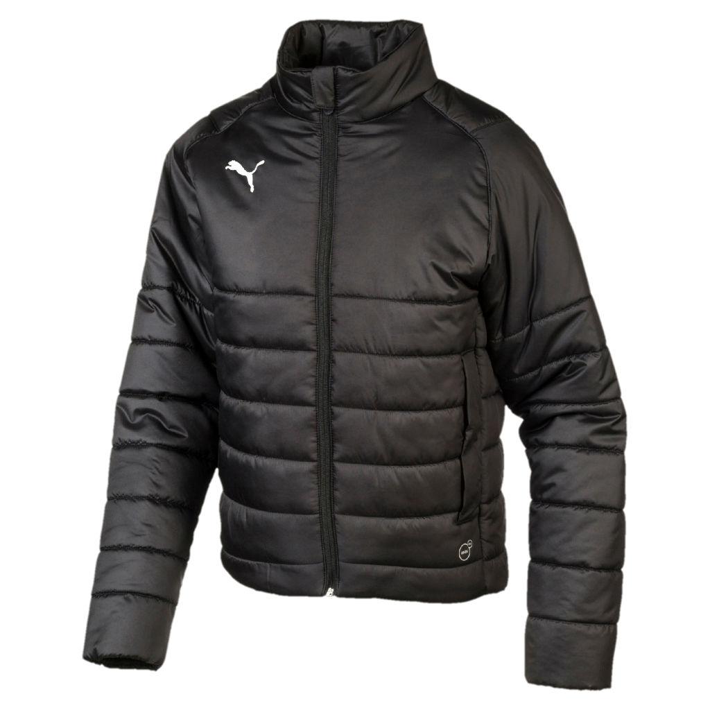 Puma Liga Casuals Padded Jacket Jr