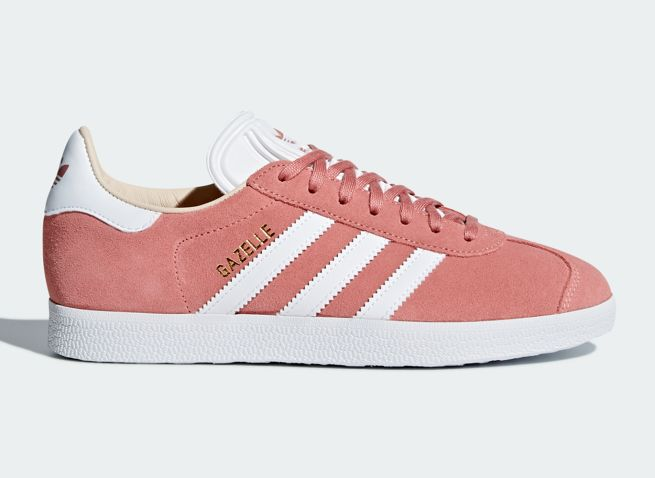 Tarjous - Punainen Adidas Gazelle - The Athlete s Foot a60ae175eb