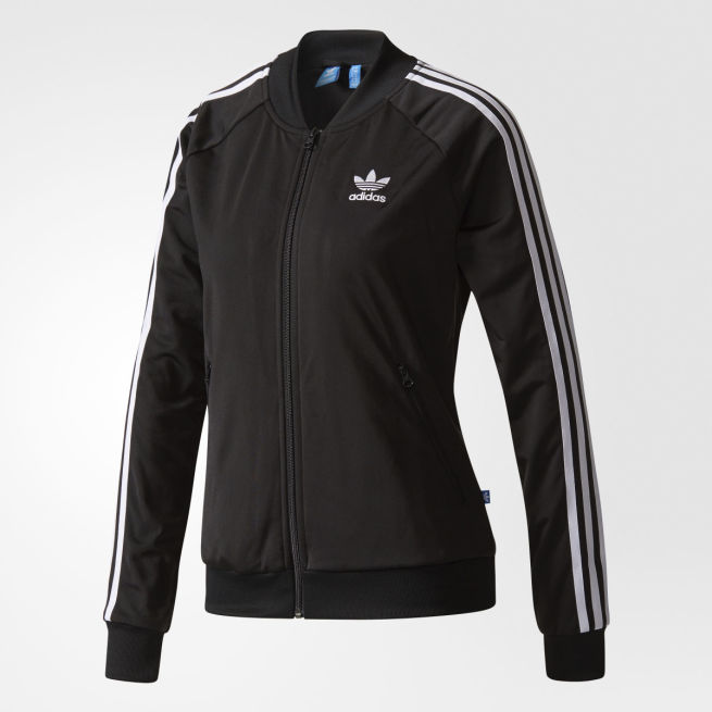 adidas Originals SST Track Top W