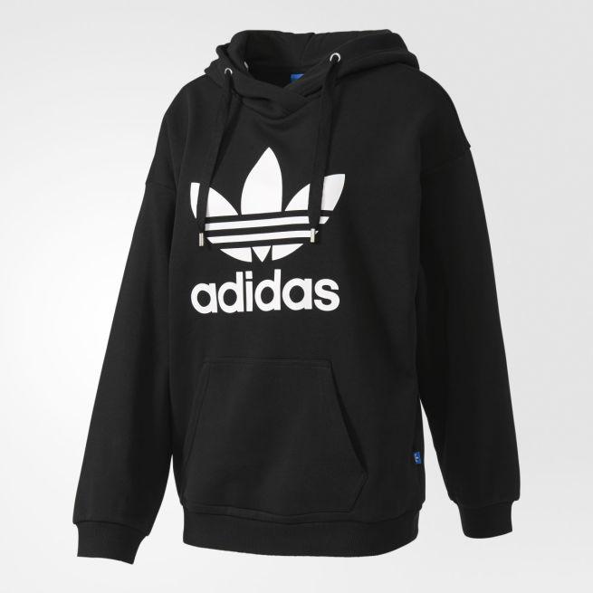huge discount 07993 b3f9b adidas Originals Trefoil Hoodie