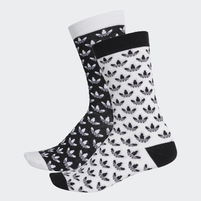 adidas Originals Thin Crew Sock 2par
