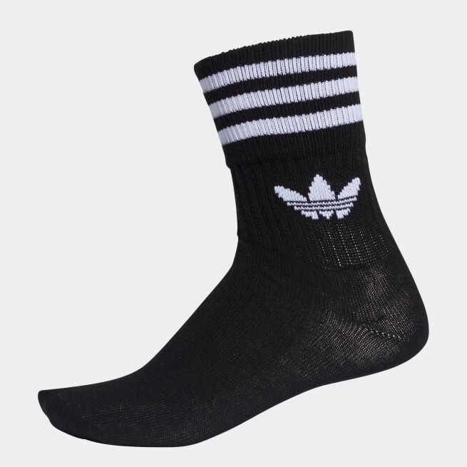 adidas Originals Mid-Cut Crew Socks 3par