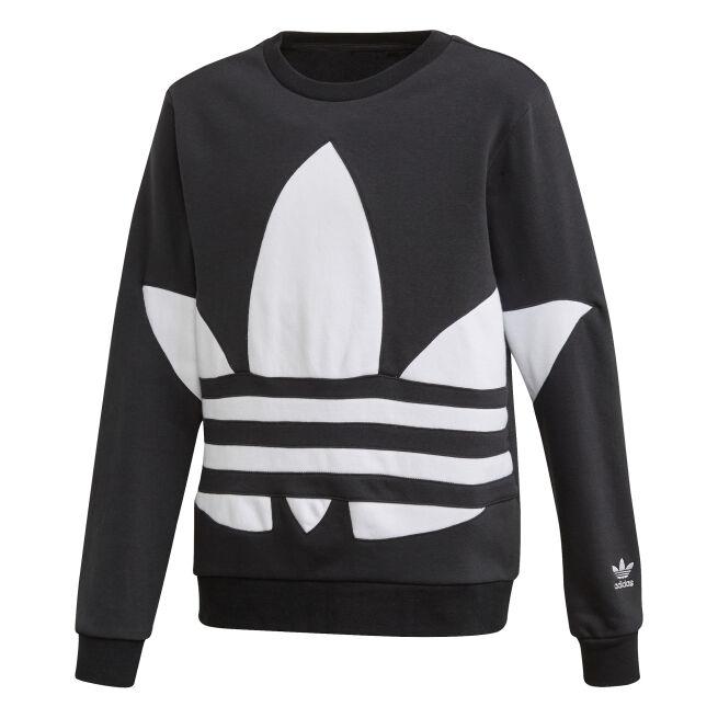 adidas Originals Big Trefoil Crew Sweatshirt Kids