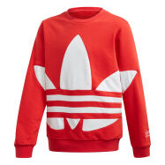adidas Originals Big Trefoil Crew Sweatshirt Kids