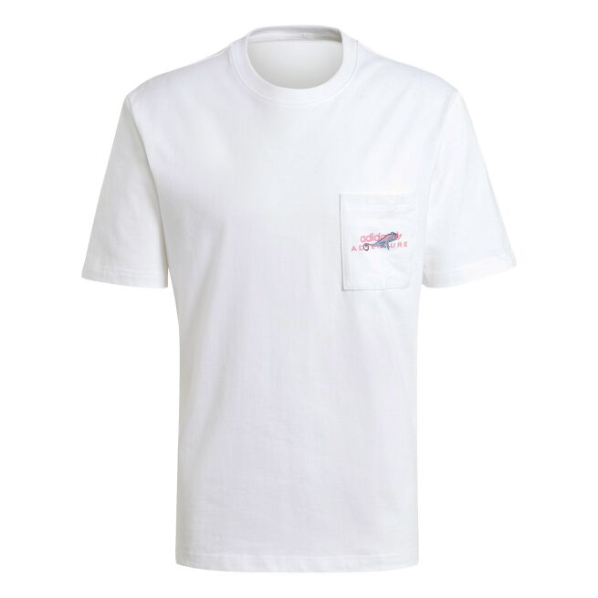 adidas Originals Adventure Pocket Logo Tee