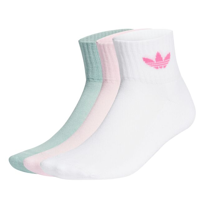 adidas Originals Mid-Cut Ankle Socks 3-par