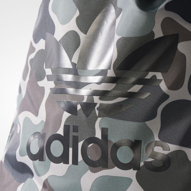 adidas Originals Gymsack camo