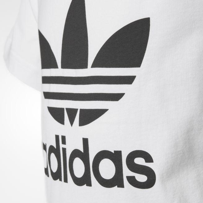 adidas Originals J Trefoil Tee