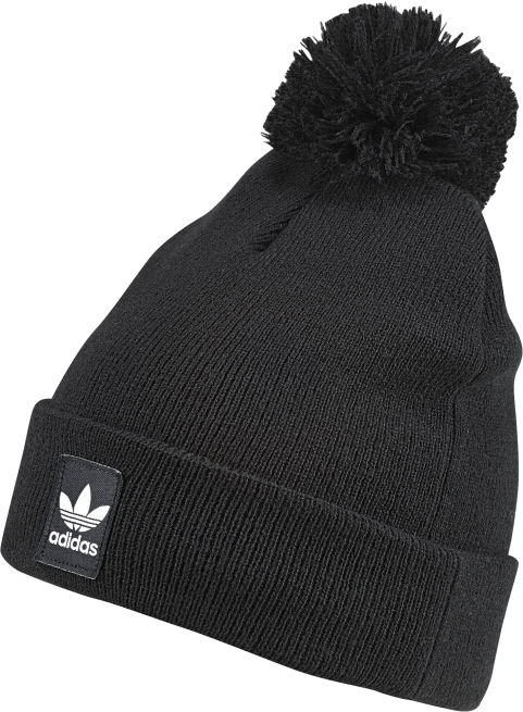 03e37de639f adidas Originals Pom Pom Beanie Musta - FJB90 - The Athlete s Foot