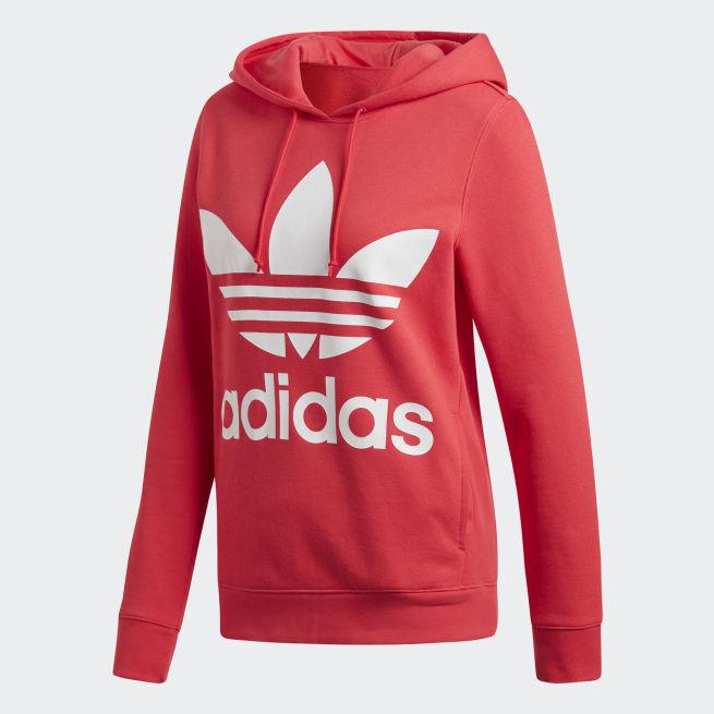 adidas Originals Trefoil hoodie W