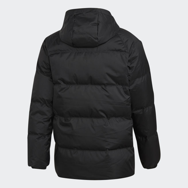 adidas Originals SST Down Hood Jacket Reversible