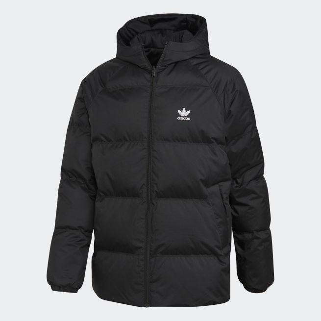 adidas Originals SST Down Hood Jacket
