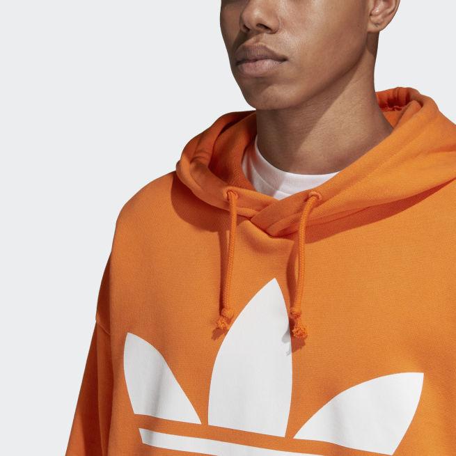 adidas Originals Oversize Trefoil Hoodie
