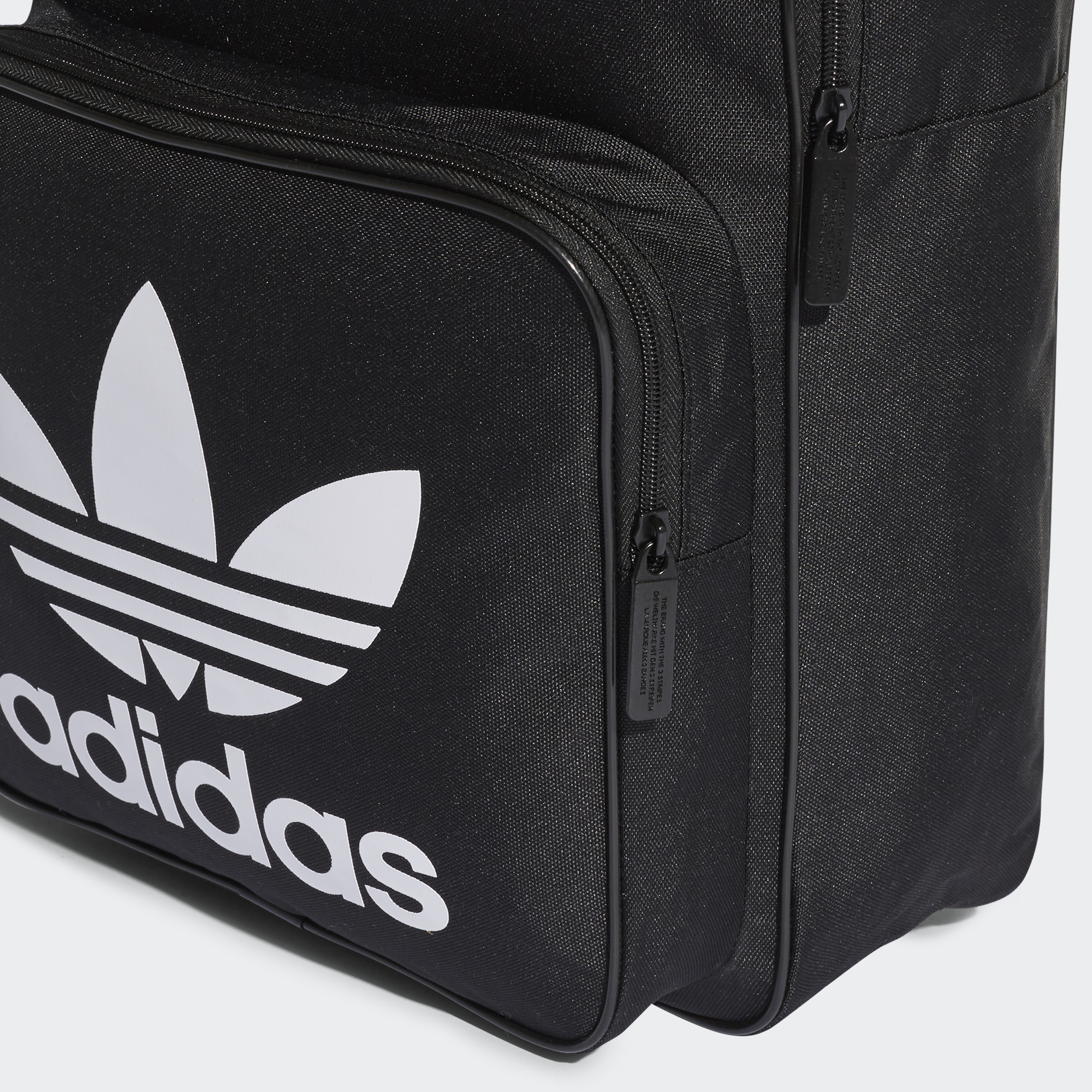 adidas Originals Backpack Classic Trefoil Musta FKE68