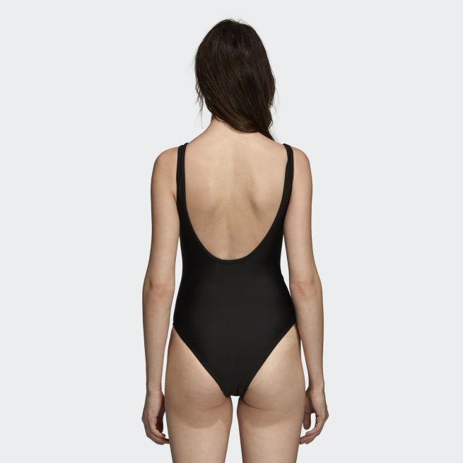 adidas Originals 3 Stripes swimsuit