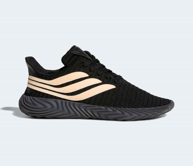 Tarjous - adidas Originals Sobakov Musta - BTE18 - The Athlete s Foot 01f665428d
