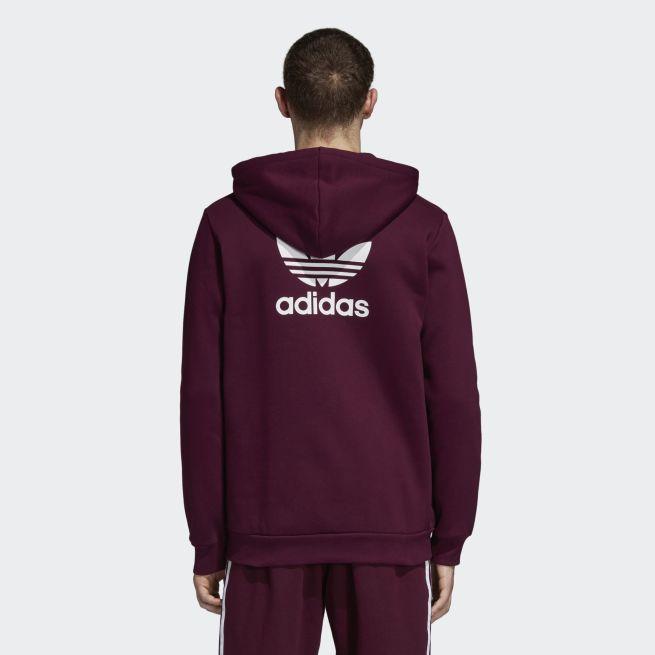 adidas Originals Trefoil Fleece Hoodie