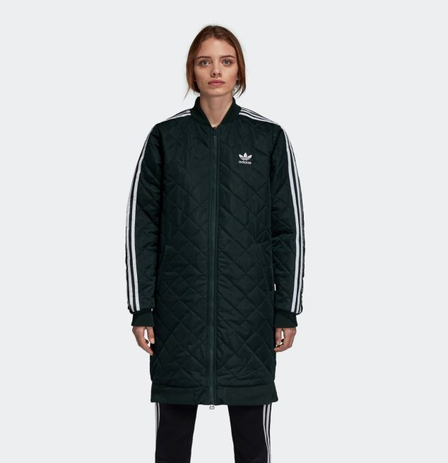 adidas Originals Long bomber W