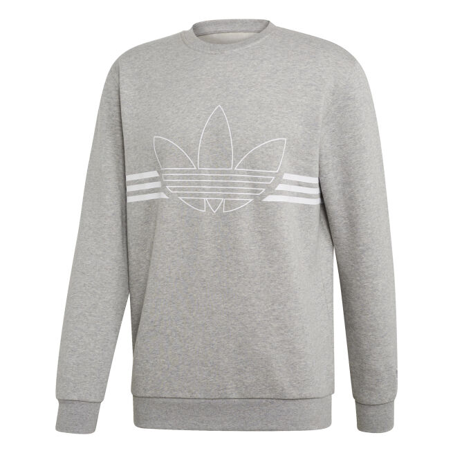 adidas Originals Outline Fleece Crew