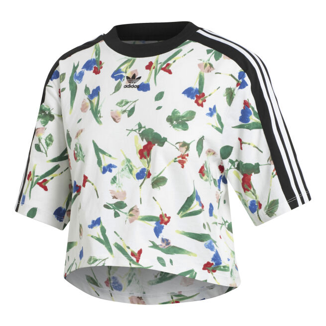 adidas Originals Cropped Tee W