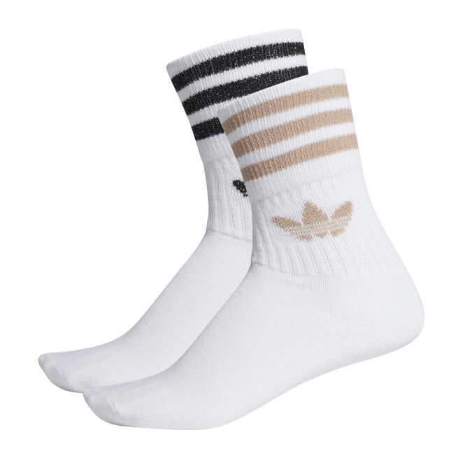adidas Originals Mid Cut Glitter Sock