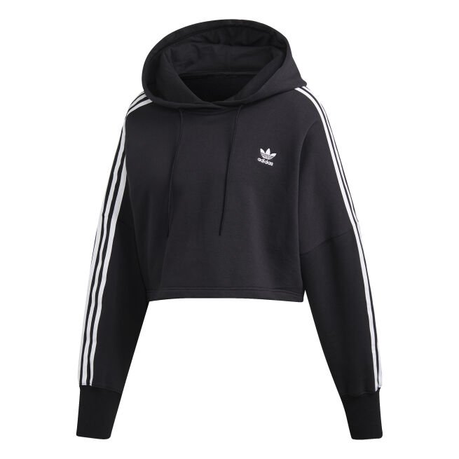 adidas Originals Cropped Hooded Sweat W