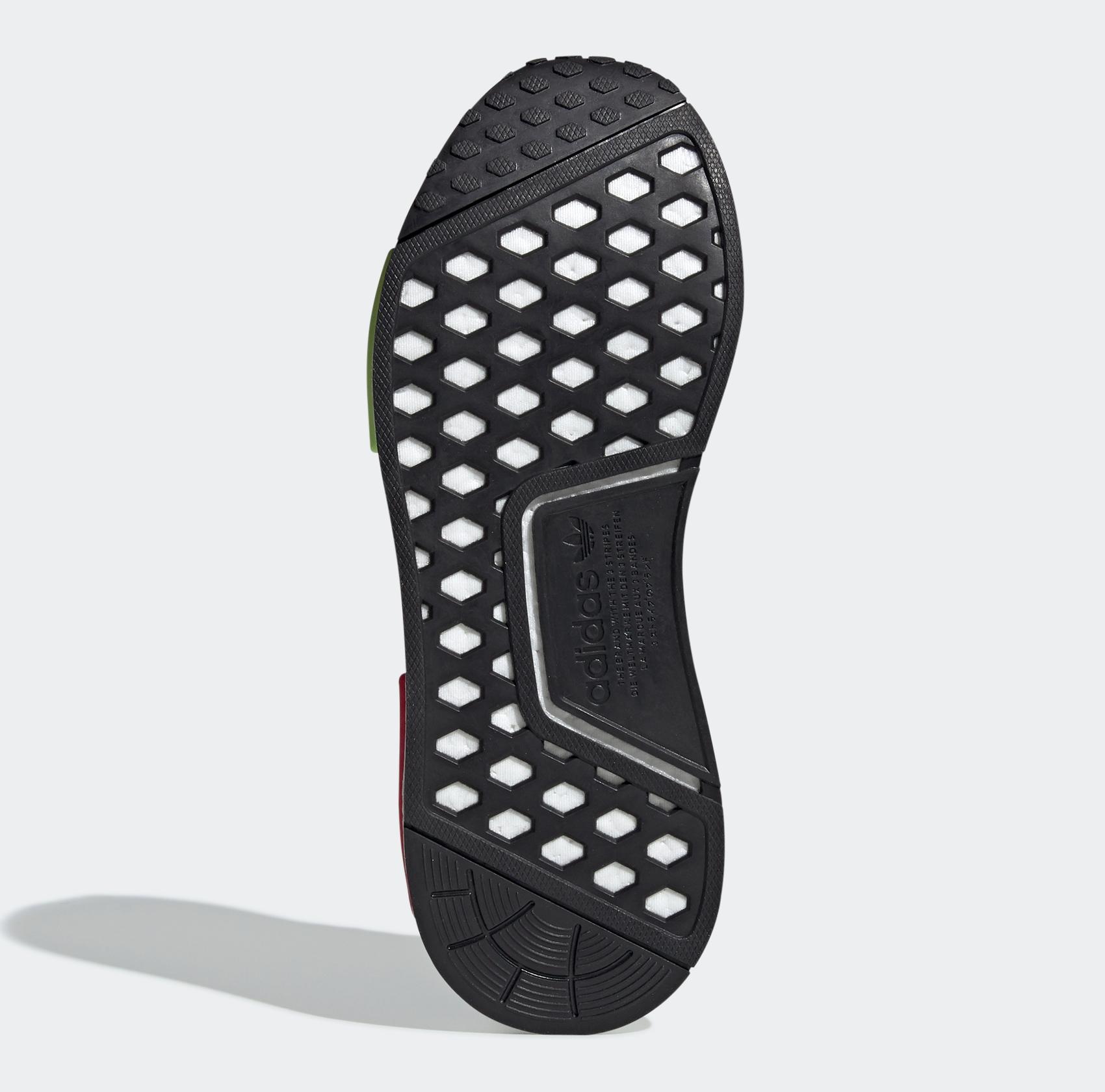 Tarjous adidas Originals NMD R1 Musta EBD30 The