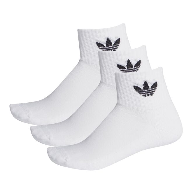 adidas Originals Mid-Cut Ankle Socks 3-par