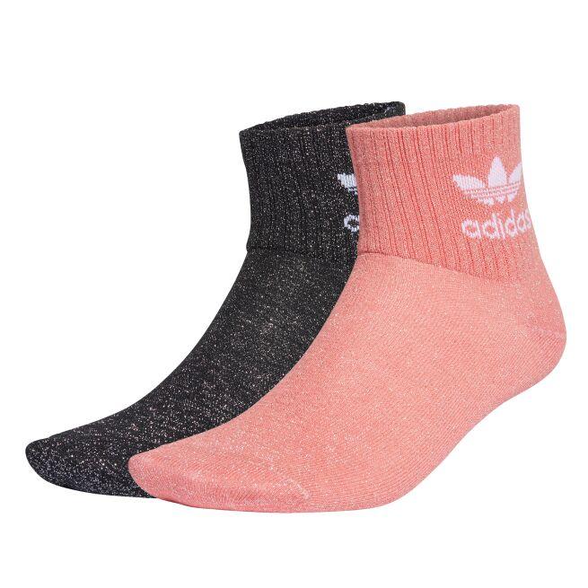 adidas Originals Mid-Cut Ankle Socks 2-paria