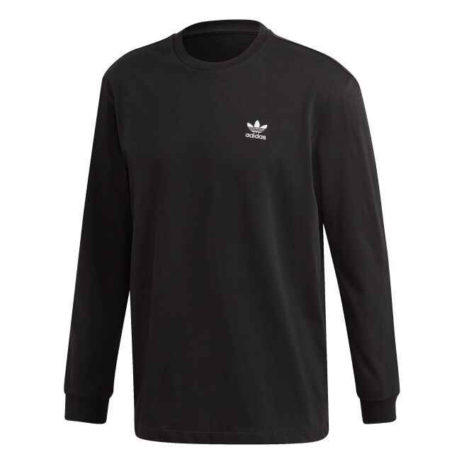 adidas Originals Back and Front Print Longsleeve Trefoil