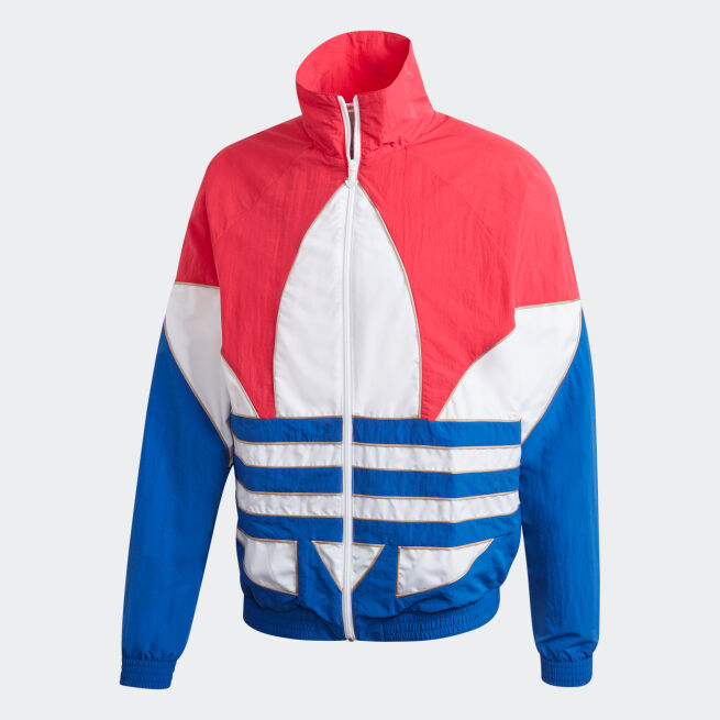adidas Originals Big Trefoil Outline Woven Tracktop