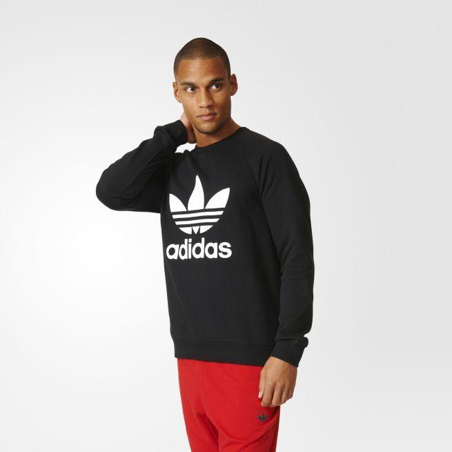 adidas Originals Trefoil Crew