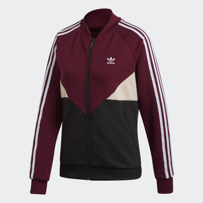 adidas Originals CLRDO SST Track Top W