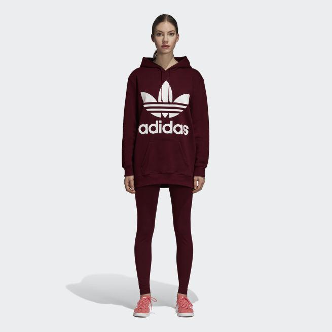 adidas Originals Boyfriend trefoil hoodie