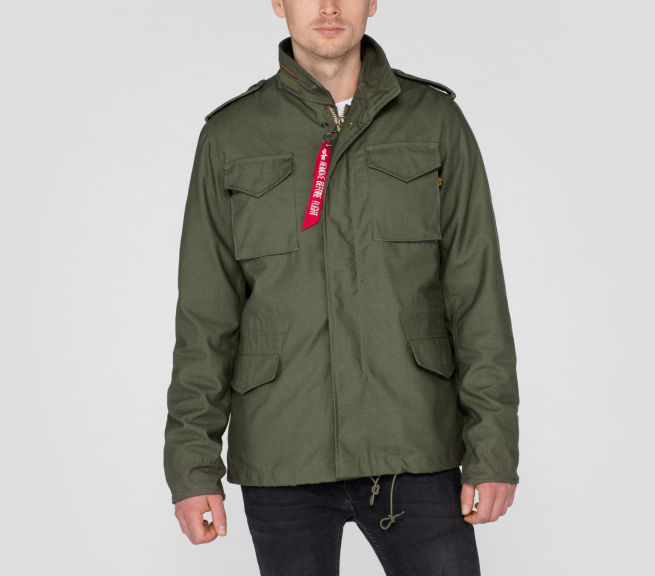 Alpha Industries M 65 Heritage