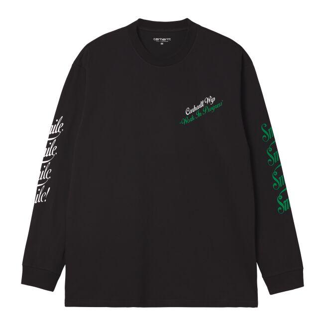 Carhartt WIP Smile Longsleeve T-shirt