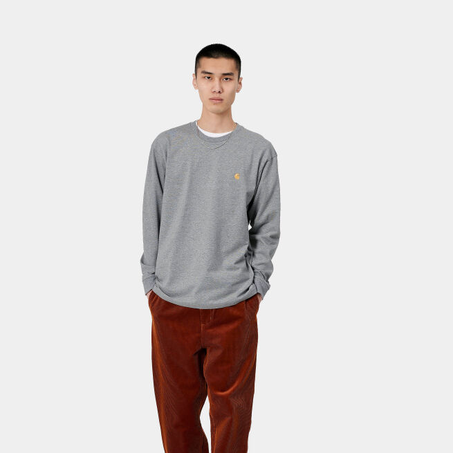 Carhartt WIP Chase L/S Tee