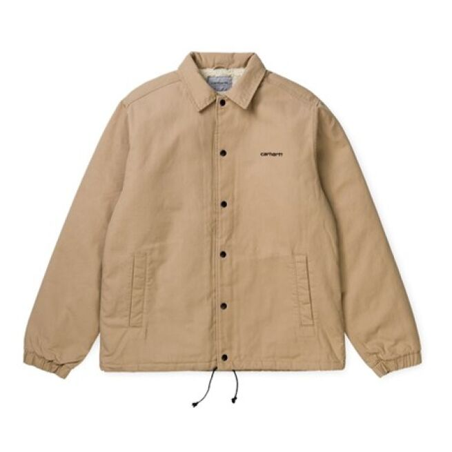 Carhartt WIP Canvas Coach Jacket