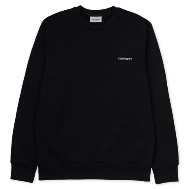 Carhartt WIP Script Embrodery Sweatshirt